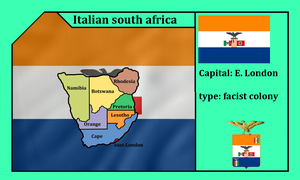 Italian south africa (mapping) by DimLordofFox