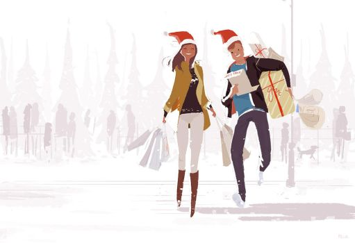 This time of the year shopping. by PascalCampion
