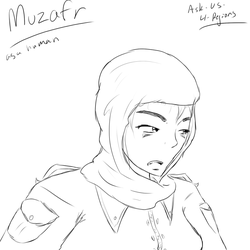 Request 4 ~ Muzafr by Ask-US-4-Regions