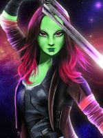 Gamora by MASbartlett