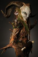 Pan's Labyrinth Cosplay by shinigami714