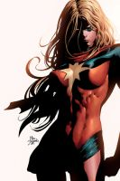Ms. Marvel 39 by Summerset