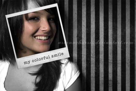 :: CoLoRFuL SmiLe :: by arianneharris