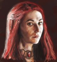 Melisandre by RedSaucers