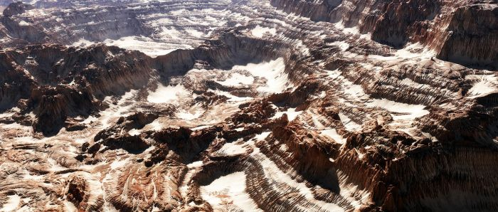 The Deep Canyons by ShannShah