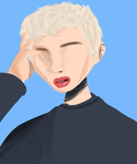 troye sivan by honeybeans
