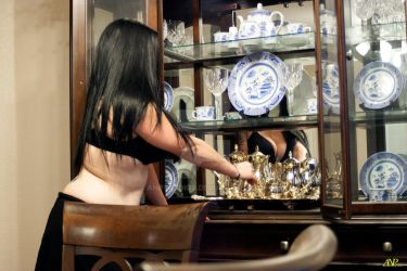 China Cabinet by ANPStudios