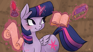Dating With Twilight Sparkle by grandifloru