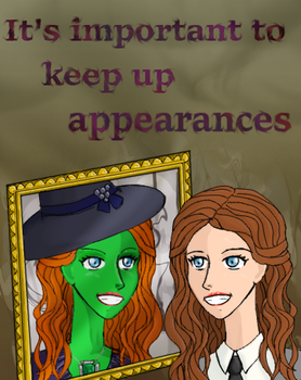 Appearances- The Wicked Witch by CutenessMaximized