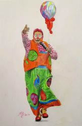 Payaso4 by zeldis