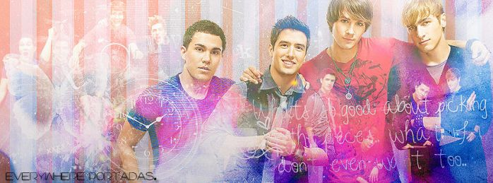 Big Time Rush. by alwaysnialler