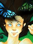Butterflies Close UP by chobits197
