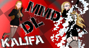 MMD One Piece Kalifa v2 DL by Friends4Never