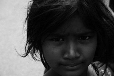 Slum Girl2 by ichhagandhi