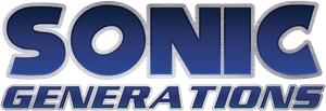 Sonic Generations Logo (Modern Style) 3/3 by Turret3471