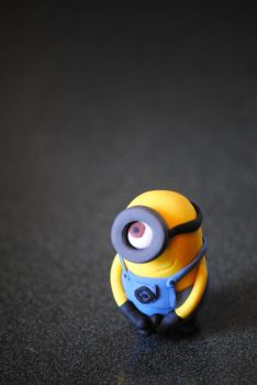 Minion by jellybeans33