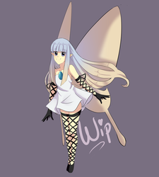 [WIP] Airy (Bravely Default) by Ashirei