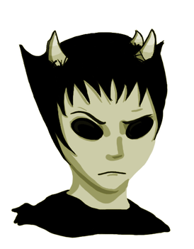 Sollux by gingaktb
