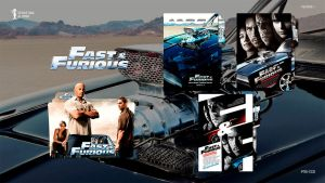 Fast and Furious (2009) Folder Icon by sebasmgsse