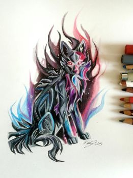21- Metal Fox by Lucky978
