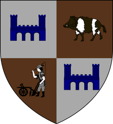 Little Walder Frey personal coat of arms by Scafloc29