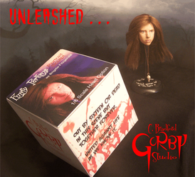 Emily Perkins / Brigitte Fitzgerald 1/6 Scale Head by cbgorby
