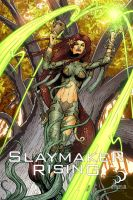 Saveri Hamara  |  Slaymaker Rising by Nightlance1