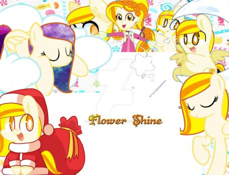 Flower Shine theme by flowershine1705