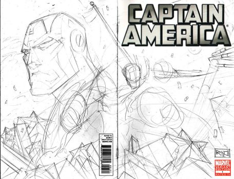 Commish 90 Cap Cover by RobDuenas