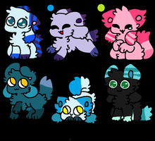 Kittydog Adopts by awesome-cupcakes87