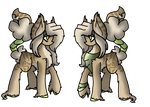 Cotton mouth adopt, sold on G+ by Ne-wt