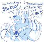 $16,000 Reached! by raizy