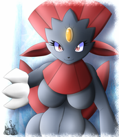 Weavile Anthro