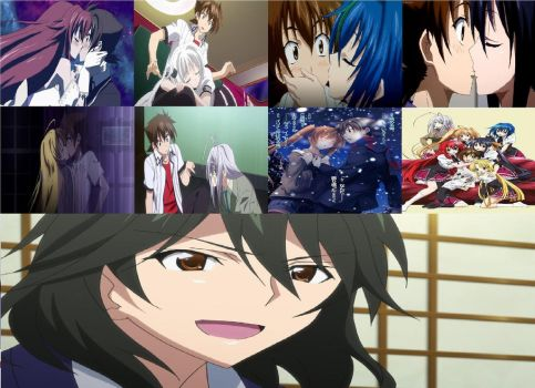 Chifuyu's Reaction to Issei's Relationships by ShegoXP