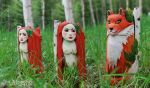 Foxy Lady by rawenna