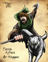 The Wheel of Time: Perrin v2 by darlinginc