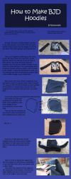 How to Make BJD Hoodies by RodianAngel