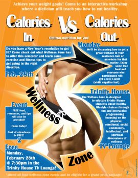 Calories in Vs Calories Out by LilFlac3