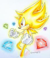 Super Sonic by Snowsupply