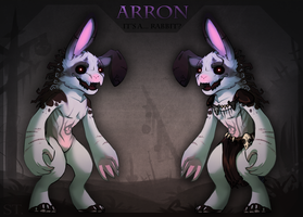 [CLOSED] Chibi - Adopt Auction - ARRON by Terriniss