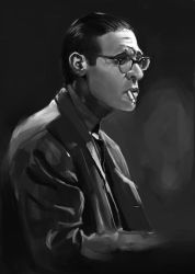 Bill Evans by NeedsMoreReverb