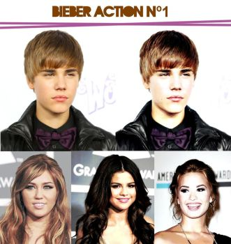 Bieber Action 1 by YuliBieber
