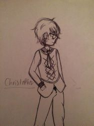 Christopher by Amyfoxflower