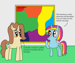The Artistic Message by danishtreats