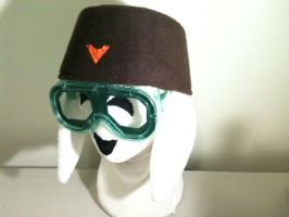 JACK from Cave Story Hat by tacksidermia