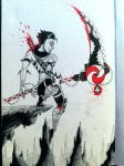 Red Scythe by UltroiD