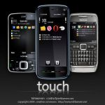 S60 Theme: Touch Zen by tehk7