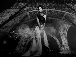From Paris with love by Cermisait