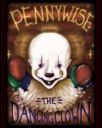 Pennywise by Crowtesque