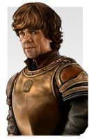 Game of Thrones - Tyrion by AshleighPopplewell